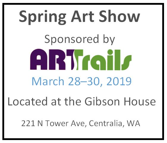 Spring Art Show 2019 Call for Artists